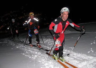 Nocturna de Esquí de Montaña de Candanchú