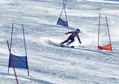 """XVI Trofeo Alevín esquí alpino """"Valle de Astún"""""""