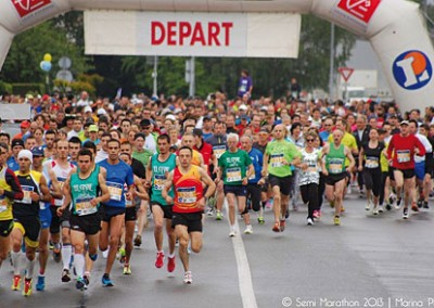 26 Semi-Marathon Oloron-Sainte-Marie