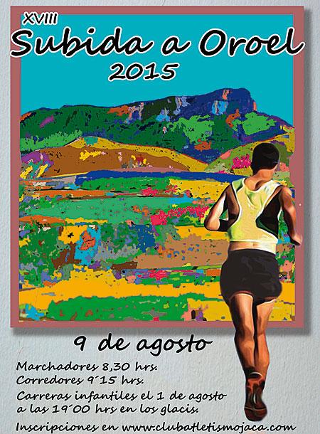 XVIII Subida a Oroel 2015