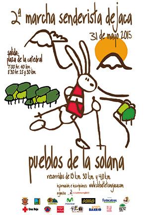 IIMarcha senderista por los pueblos de la Solana