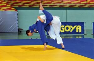 Campeonatos de España de Judo en edad escolar