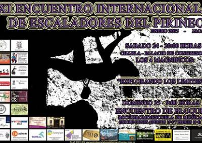 XI Encuentro Internacional de escaladores del Pirineo