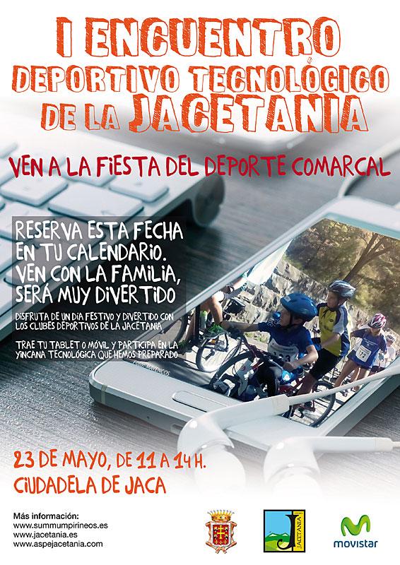 I Encuentro Deportivo Tecnológico de La Jacetania