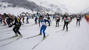 Maratón de esquí de fondo