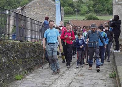 IX Marcha senderista Sierra de los Ríos