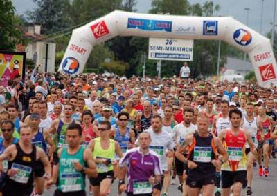 27 Semi-Marathon Oloron-Sainte-Marie