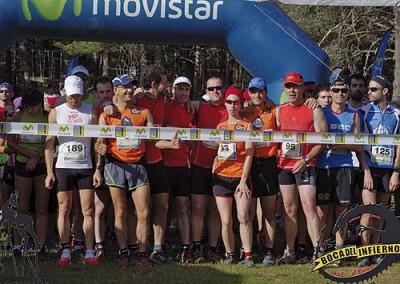 """XI Carrera por montaña """"Boca del Infierno"""""""