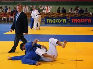 "Copa de España de Judo ""A"". Memorial Josemari Lacasta"