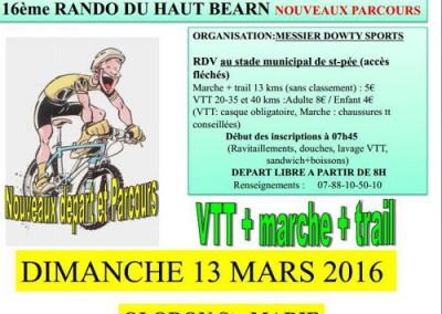 VTT du Haut-Béarn