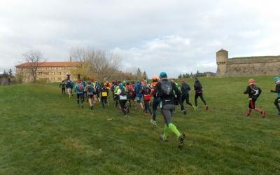Más de 145 inscritos en el Maratón Blanco Jacetania y Andada popular
