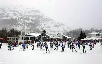 Este domingo en Somport, 30º Trofeo Apertura Mayencos de Esquí de Fondo