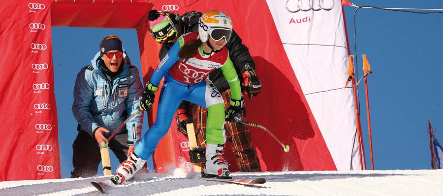 """XVIII Trofeo Alevín esquí alpino """"Valle de Astún"""""""