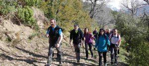X Marcha senderista Sierra de los Ríos