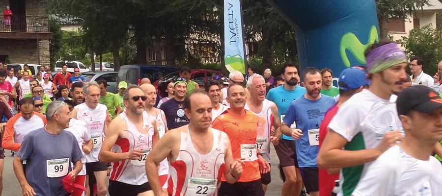 Tres décadas de Media Maratón en Castiello