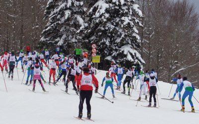Marzo arranca con pruebas de esquí de fondo
