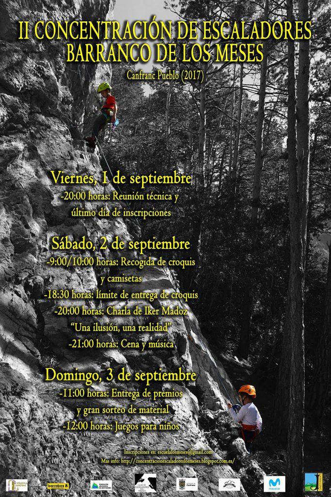 Encuentro de escaladores Canfranc
