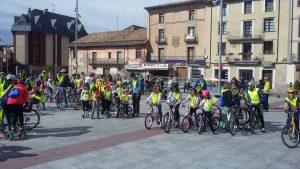 El Club Ciclista Mayencos de Jaca organiza, dentro de la Semana europea de la Movilidad, el Día del Pedal y la Fiesta de la Bicicleta