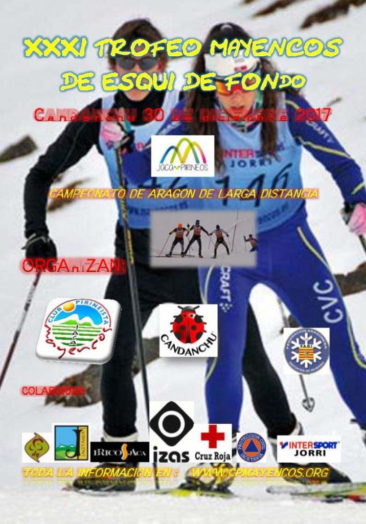 31º Trofeo Apertura Mayencos de Esquí de Fondo