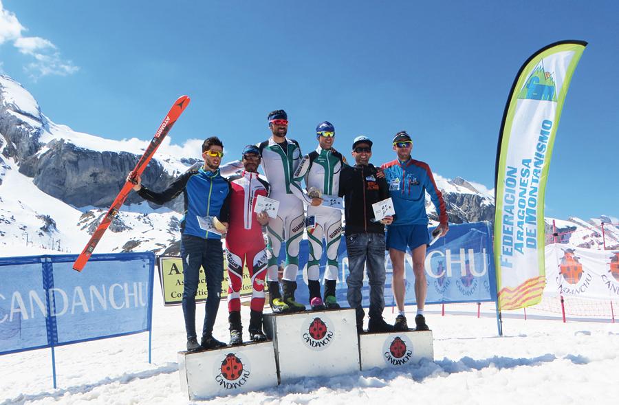 XXIII Travesía Valle del Aragón de Esquí Alpinismo
