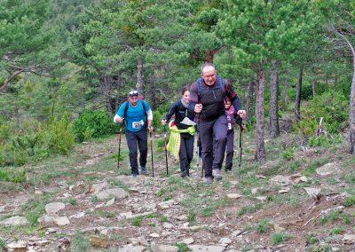 XI Marcha senderista Sierra de los Ríos