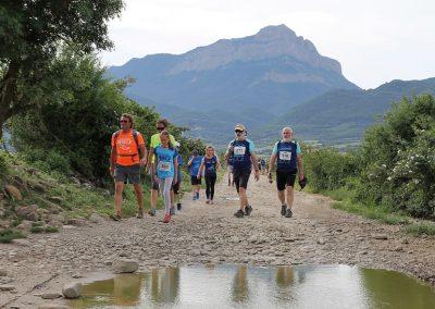 VMarcha senderista por los pueblos de la Solana