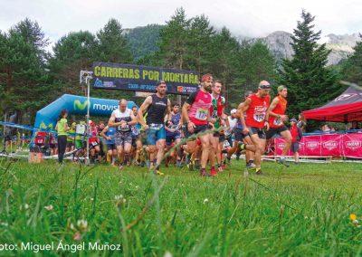 """XIII Carrera por montaña """"Boca del Infierno"""""""
