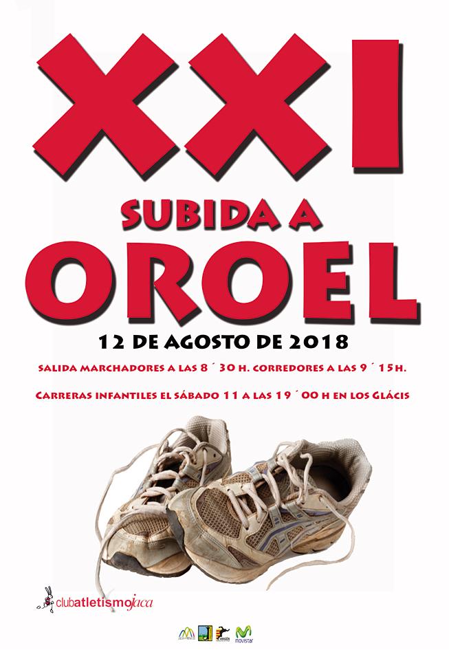 XXI Subida a Oroel