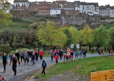 XIV Marcha senderista otoño  Valle de Ansó