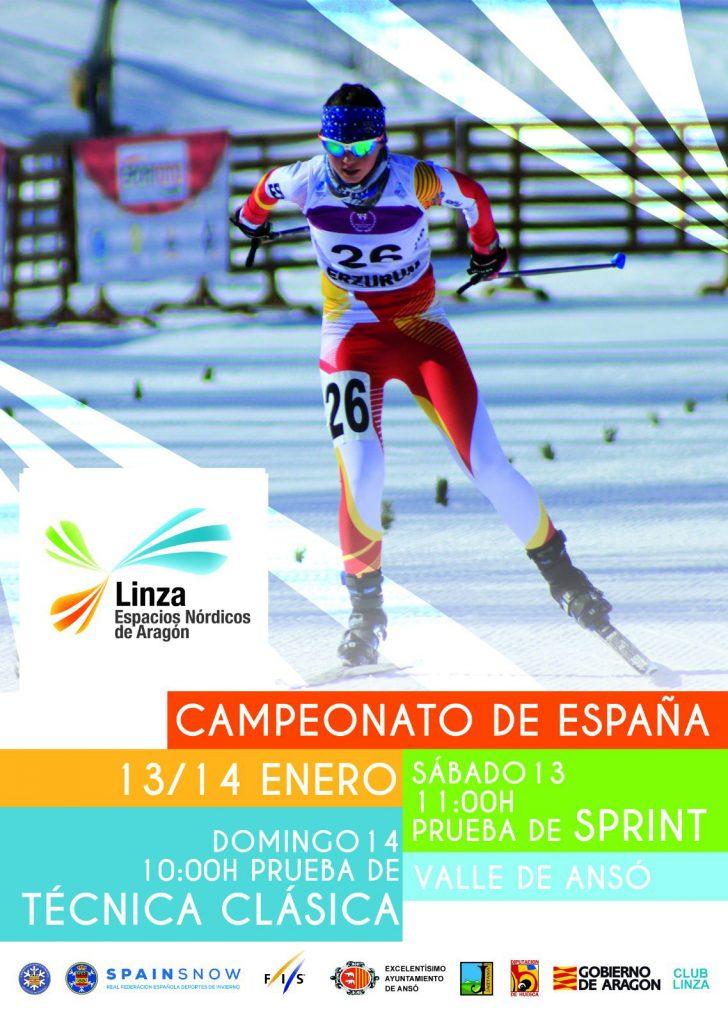 El Espacio Nórdico de Linza celebra este fin de semana el Campeonato de España de Esquí de fondo, con unas condiciones excepcionales gracias a las últimas nevadas recibidas y la previsión de buen tiempo para el sábado y nevadas débiles el domingo.