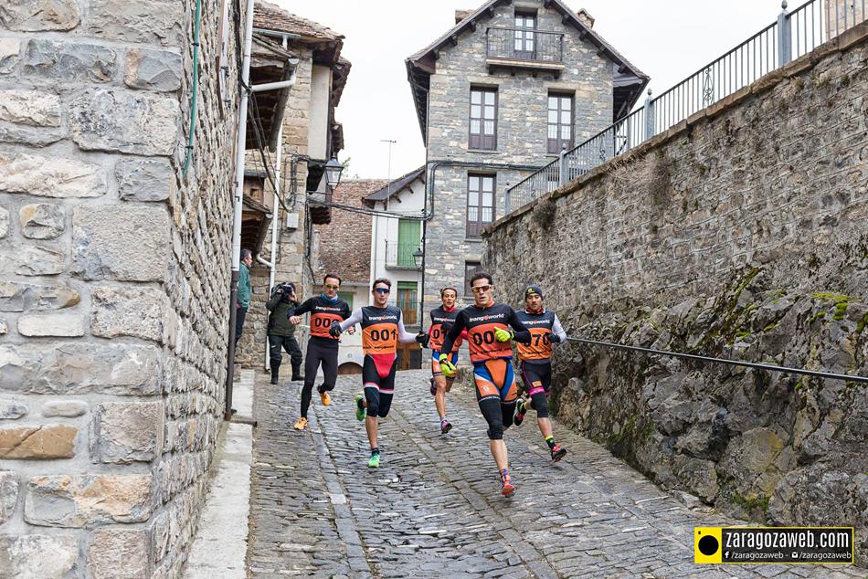 Abiertas las inscripciones para el Triatlón de Invierno Valle de Ansó, Campeonato de España 2018