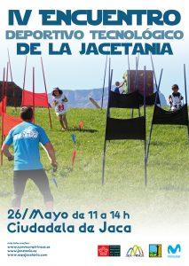 Encuentro tecnológico deportivo de la Jacetania