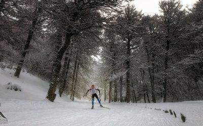 Exitosa edición del Triatlón de Invierno de Ansó