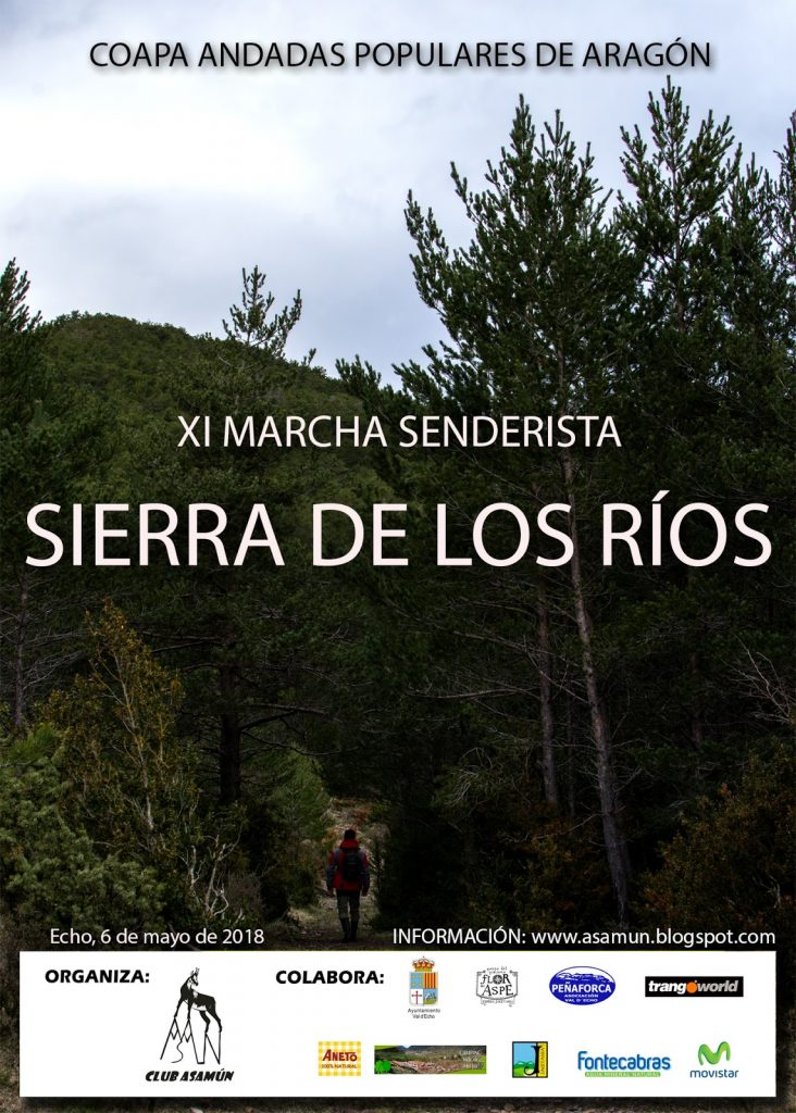 """MARCHA SENDERISTA """"SIERRA DE LOS RIOS"""""""