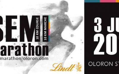 La media maratón de Oloron, cita para este domingo