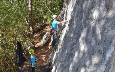 III Concentración de escaladores Barranco de Los Meses en Canfranc