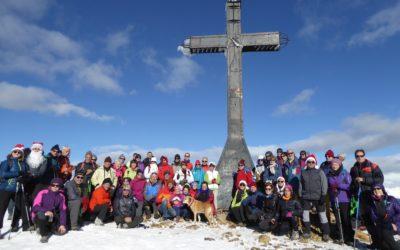 Belenes montañeros y ciclistas en territorio Summum Pirineos Race