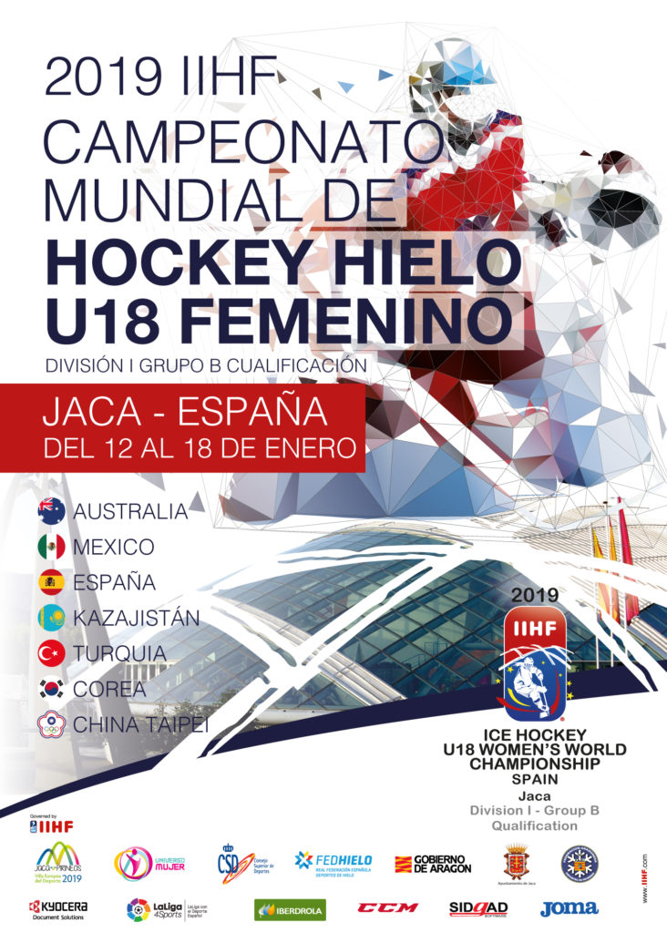Mundial Hockey Femenino Div 1 Grupo B U18 Women's World Championship