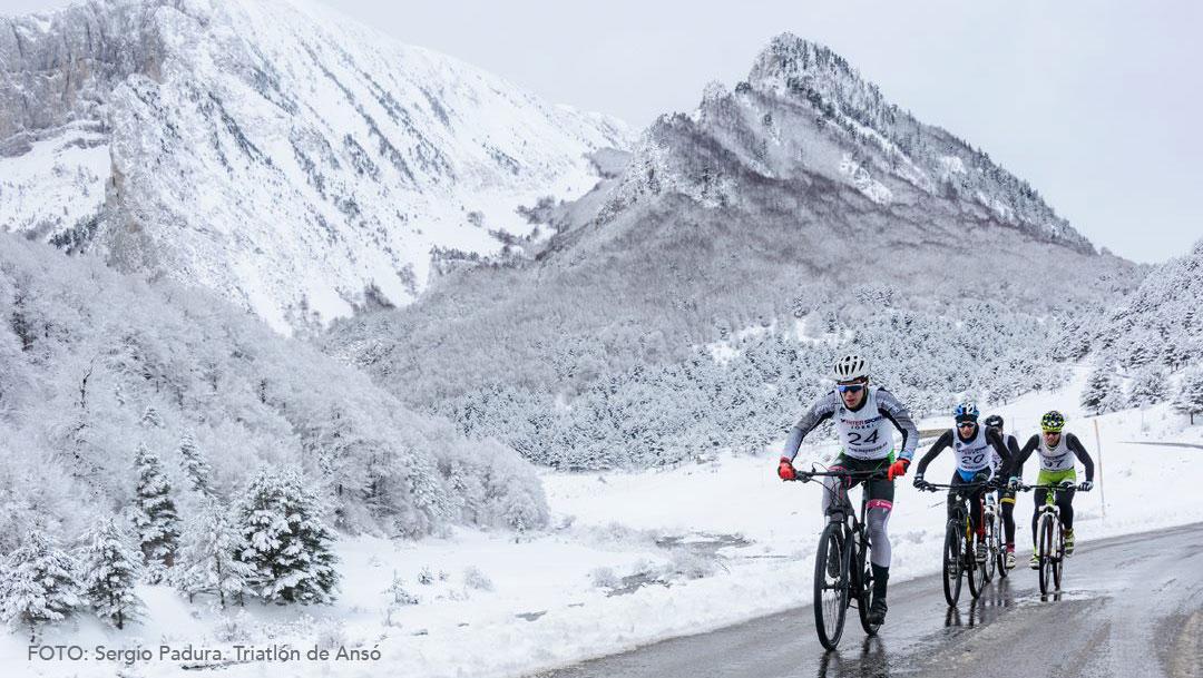 "Triatlón de Invierno ""Valle de Ansó"""