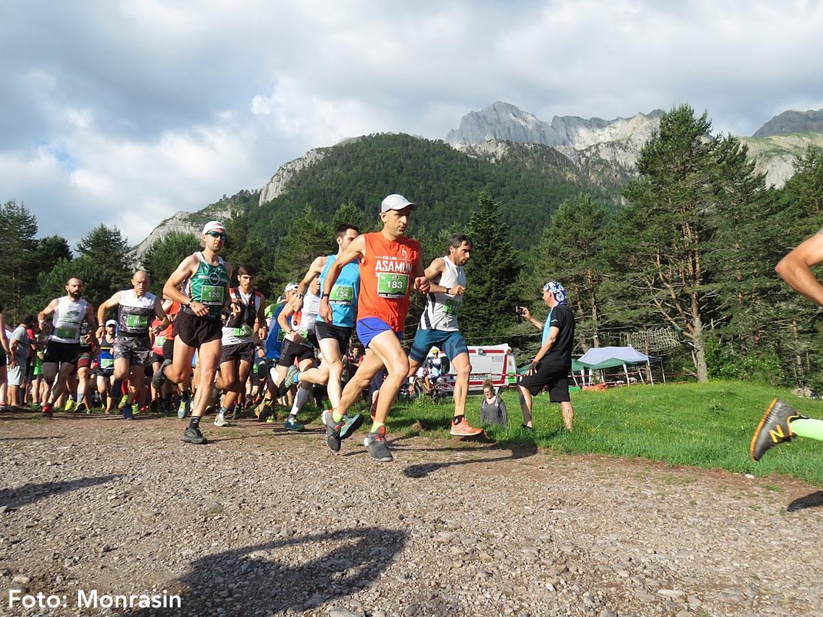 La Boca del Infierno es una carrera por montaña la cual dispone de dos recorridos, uno de 25km con +1500Mts. de desnivel y el otro que comparte parte del recorrido de 15km con +1000mts. de desnivel.