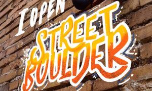I Open Street Boulder Ciudad de Jaca