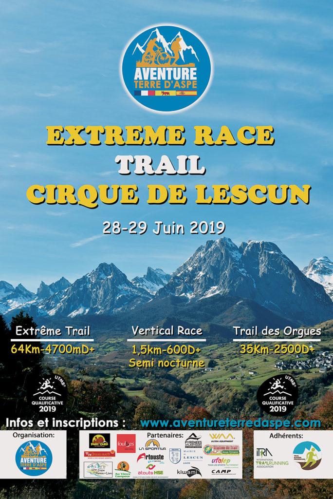Extrême Race Trail du Cirque de Lescun