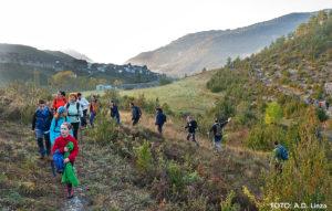 XV Marcha Senderista Otoño Valle de Ansó
