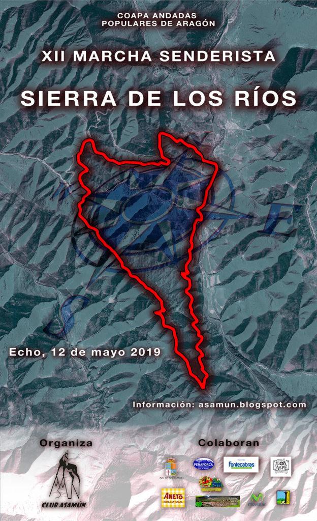 """XII Marcha Senderista """"Sierra de los Ríos"""""""