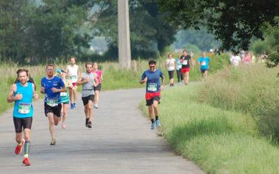 La media maratón de Oloron, nocturna en 2019