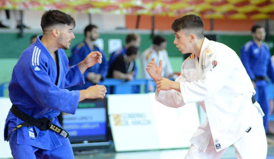 Los mejores de España estarán en el Trofeo Pirineos de Judo, Campeonato de España 2019