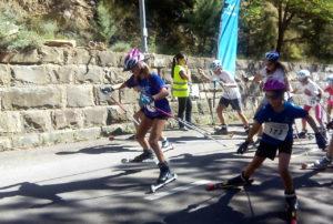 Este mes de septiembre la ciudad acogerá el Campeonato de España de Rollerski Loterías 2019-2020 Trofeo Ciudad de Jaca, un evento organizado por la Federación Aragonesa de Deportes de Invierno (FADI) y en el Club Pirineísta Mayencos que se disputará bajo el Reglamento de Competición de la FIS y conforme a la normativa de la RFEDI, y abierta a la participación categorías desde U10 hasta absoluta.