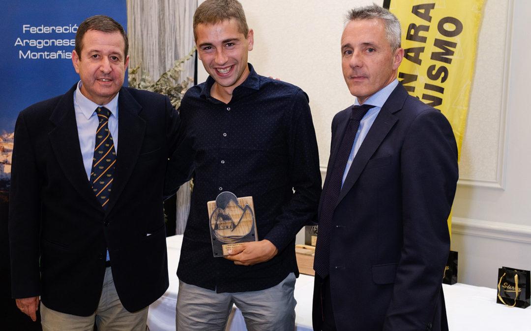 Daniel Osanz Laborda y CP Mayencos, reciben el reconocimiento de la FAM