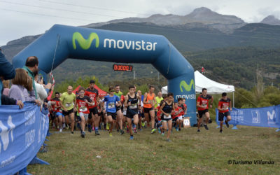 Villanúa inaugura la temporada de cross