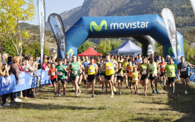 XII Cross del Juncaral en Villanúa
